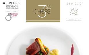 Obeta se kuharski spektakel treh šefov