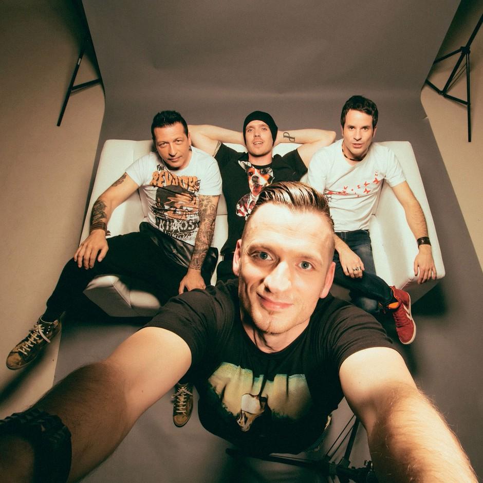 S skupino  CoverLover bodo  izdali nov avtorski  singel v slovenščini. (foto: osebni arhiv)