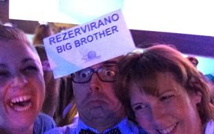 Big Brotherjeva prva vikend turneja