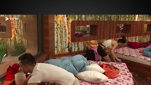 Natalija (Big Brother) odšla, tekmovalci zdaj ustvarjajo radio (foto: Print Screen)