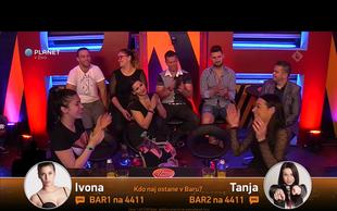 Tanja (Bar) odšla, vrnila sta se Danijel in Eva
