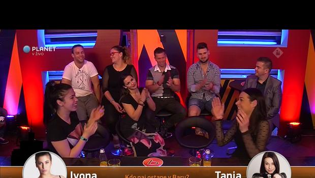 Tanja (Bar) odšla, vrnila sta se Danijel in Eva (foto: Printscreen)