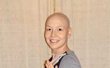 Lucija Mlinarič o svojem boju z rakom