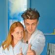 """Foto: Raay in Marjetka na """"servisu"""" pred Evrovizijo"""