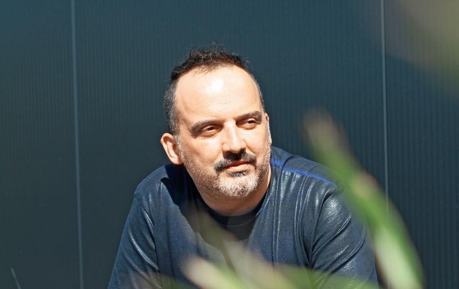 Tony Cetinski (foto: Goran Antley)