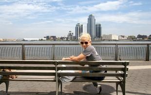 """Christine Zadnikar: """"New York  je moj dom"""""""