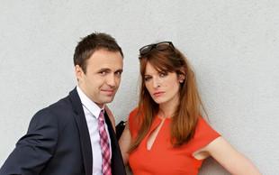 """Ana Dolinar in Ranko Babić: """"Bila sva kot pravi parček"""""""