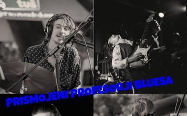 Ana Popovic Band s Prismojenimi Profesorji Bluesa v Kinu Šiška