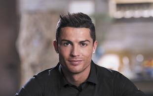 Zvezdnik Cristiano Ronaldo se je pridružil ekipi Pokerstars