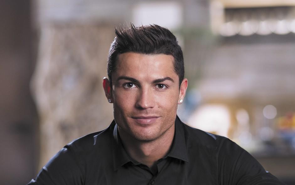 Zvezdnik Cristiano Ronaldo se je pridružil ekipi Pokerstars (foto: Pokerstars)