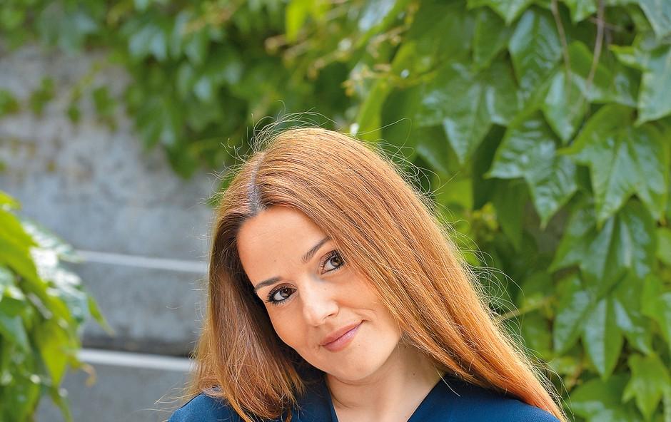 """Katarina Mala: """"Lahko bi koga ustrelila!"""" (foto: Primož Predalič)"""