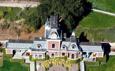 Prodaja se ranč Michaela Jacksona