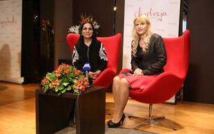 Slovenijo obiskala dubajska šejka Thoraya Al Awadhi iz Dubaja