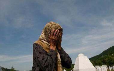 Razstava Srebrenica 1995 v Mestni hiši v Ljubljani