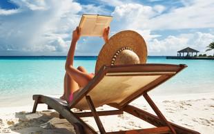 5 novih romanov za poletno branje!
