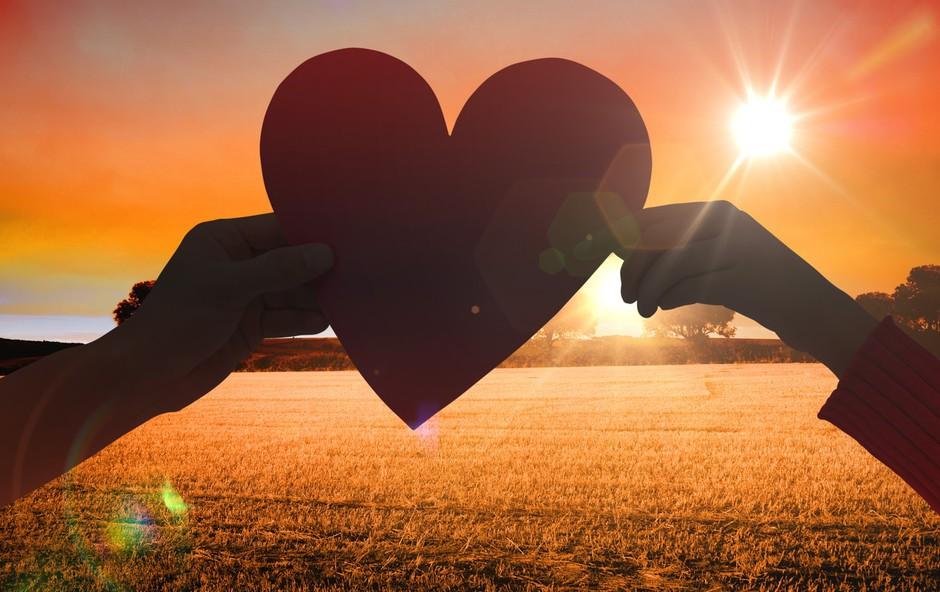 Ljubezni moramo le dovoliti, da se zgodi (foto: Profimedia)