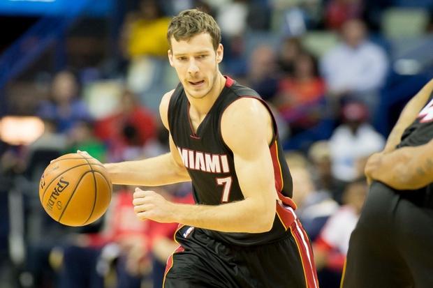 Znan je seznam 11 igralcev za priprave na EuroBasket 2015, nastop Gorana Dragića še vedno vprašljiv! (foto: profimedia)