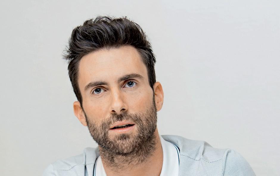 Adam Levine - igralec, poslovnež in modni oblikovalec! (foto: Profimedia, Getty Images)