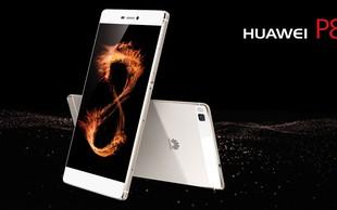 Eleganca in vrhunska tehnologija – Huawei P8