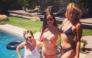 52-letna Demi Moore navdušuje v kopalkah!