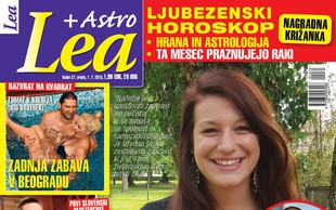 """S Tiborjem sva grešila,"" iskreno o vsem Ana Mari Panker za novo Leo!"