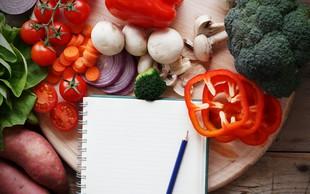 11 korakov do manj zavržene hrane, ker 'stran pa ne bomo metal'!
