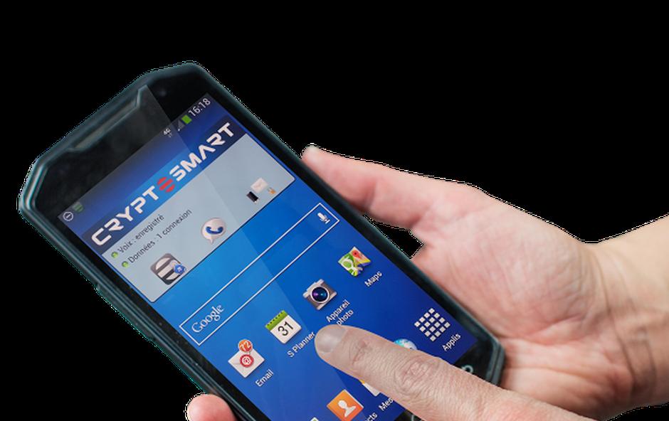 Prihaja mobilnik, ki bo varen pred prisluškovanjem! (foto: Logic Instrument)