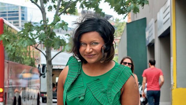 Mindy Kaling - resnica o seks scenah pred kamerami (foto: Profimedia)