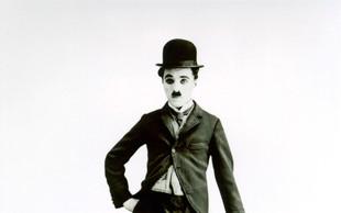 Pred 130 leti se je rodil legendarni Charlie Chaplin