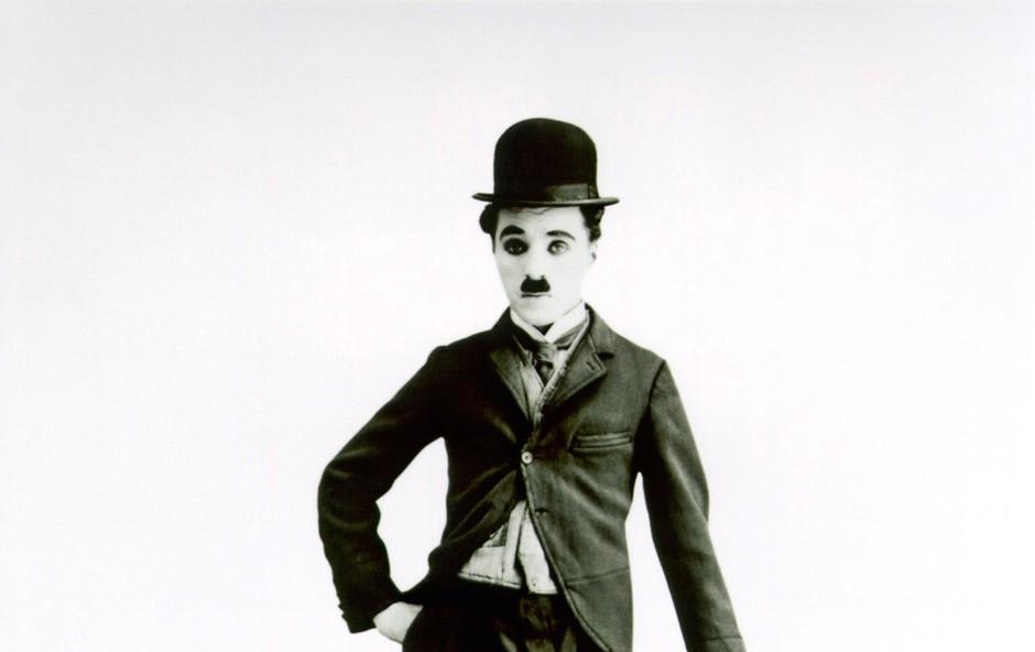 Pred 130 leti se je rodil legendarni Charlie Chaplin (foto: profimedia)