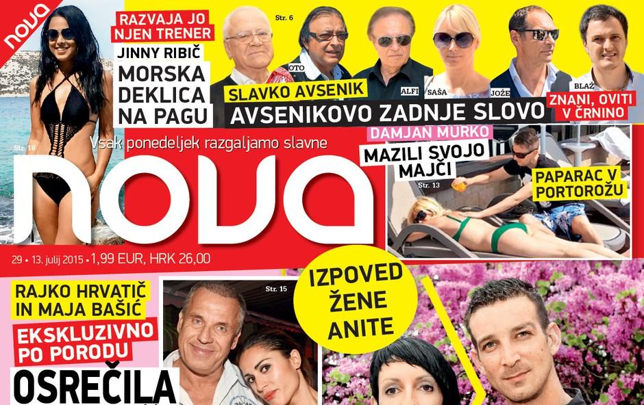 Tomaž Škvarč Lisjak se ločuje, razkriva Nova!