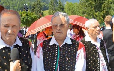 Fotogalerija z Avsenikovega zadnjega slovesa
