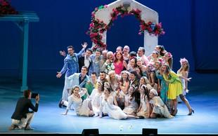 Muzikal Mamma Mia! z dvema dodatnima terminoma v ljubljanskih Križankah in Avditoriju Portorož