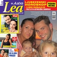 Sandra Auer na prvem dopustu po rojstvu sina, piše Lea