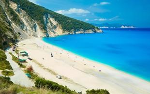 Grška Kefalonija - najlepša plaža v Evropi!