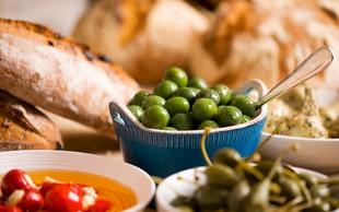 Sredozemska prehrana - najbolj zdrav način prehranjevanja!