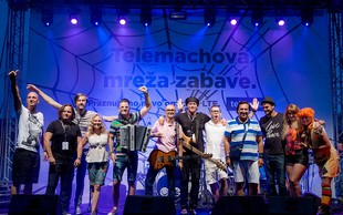 Telemachova mreža zabav se nadaljuje v Slovenj Gradcu