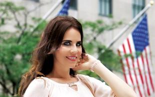 Lorella Flego trenutno razpeta med New Yorkom in Miamijem