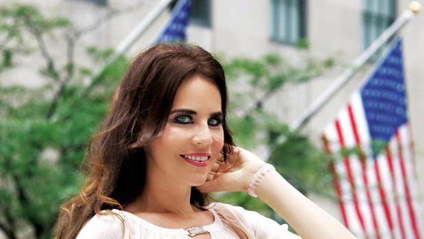 Lorella Flego trenutno razpeta med New Yorkom in Miamijem (foto: osebni arhiv)