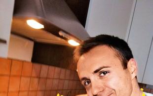 Ranko Babić razkril, kako ohraniti fit postavo. In kljub temu dobro jesti!