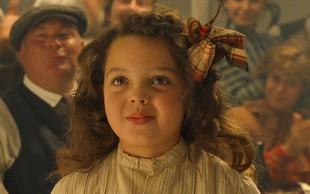 FOTO: Kako je danes videti ljubka deklica iz Titanika?