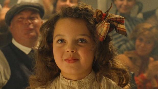 FOTO: Kako je danes videti ljubka deklica iz Titanika? (foto: Facebook)