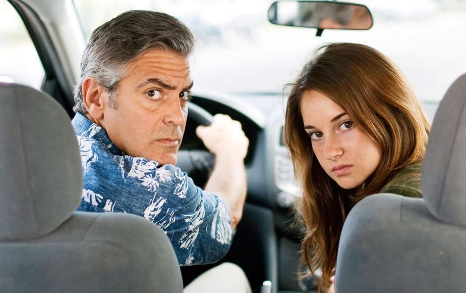 Vloga v komični drami Potomci, v kateri ji je družbo delal veliki George Clooney, ji je prinesla nominacijo za zlati globus.  (foto: Profimedia)