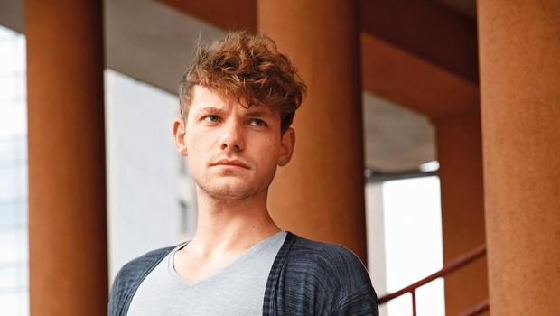 Mister Slovenije 2015 Matjaž Lesjak razkriva, kaj pričakuje od selitve v Milano (foto: Helena Kermelj, Zaklop)