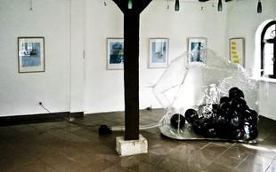 Selfish - razstava umetniškega tandema Cordue in Nine Koželj