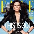 Keira Knightley na jubilejni naslovnici Elle