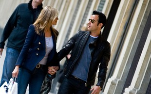 Kako sta se poročila Jennifer Aniston in Justin Theroux!