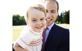 Kraljevo družino skrbijo paparaci, ki storili vse za fotografijo malega princa Georga!