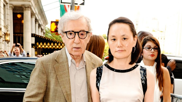 Woody Allen: S Soon-Yi nama gre kot po maslu! (foto: profimedia)