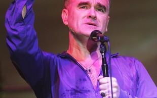Največji britanski rock pesnik Morrissey oktobra prihaja v Ljubljano!
